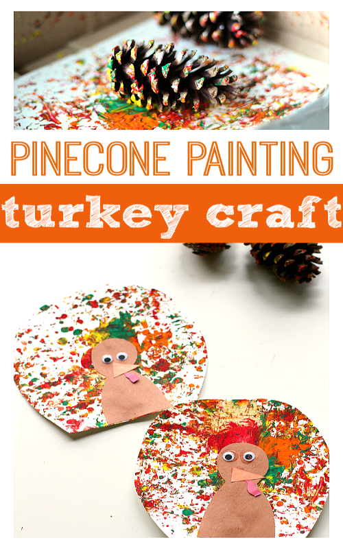 Dsc E moreover No Carve Nature Pumpkins together with Eb E D C D D B C C C E moreover B D A D E Fa B in addition Pinecone Painting Thanksgiving Turkey Craft. on halloween crafts with pine cones