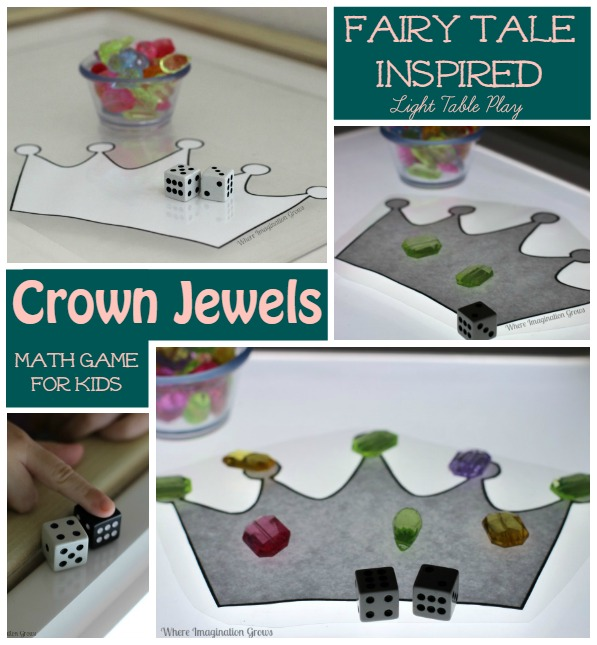 crown jewels math game lesson plans. Black Bedroom Furniture Sets. Home Design Ideas