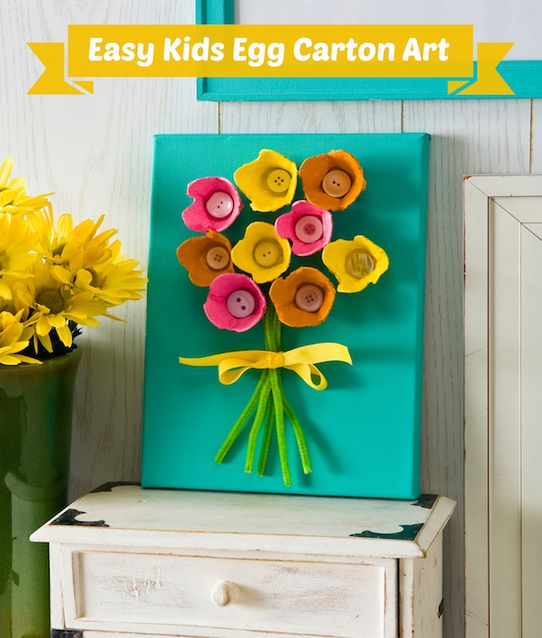 Egg Carton Art Lesson Plans